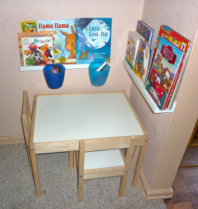 Ikea Reading Nook For Kids