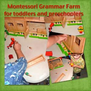 Montessori Grammar Farm