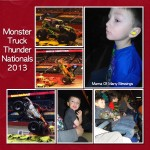 Monster Jam Thunder Nationals