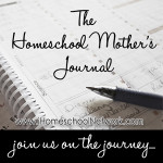 Homeschool Mothers Journal 12/8-12/16