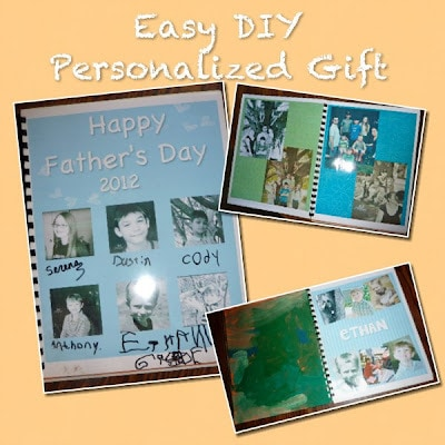 Easy DIY Personalized Gifts