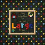 Money Saving Ideas For Homeschooling