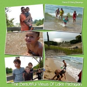 Lake Michigan Priceless Views