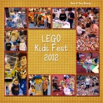 Lego KidsFest 2012 Review
