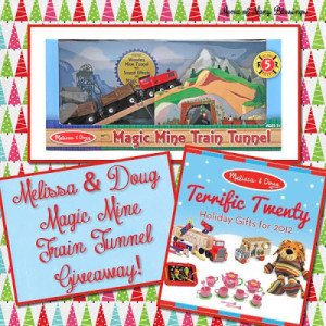 Melissa & Doug Terrific Twenty List and Giveaway