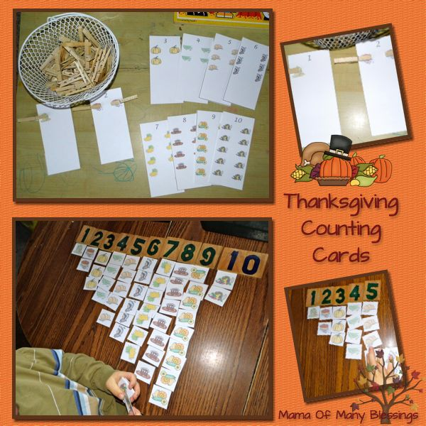 Thanksgiving-Counting-Cards