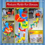 MindWare Marble Run Review & Giveaway