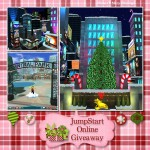 JumpStart Online For The Holidays- Giveaway