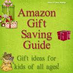 Amazon Savings Gift Guide