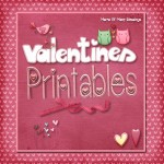 Great Valentine Day Printables Pinterest