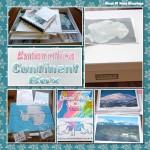 Antarctica Continent Box