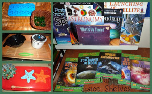 Our Astronomy Hands On Learning Ideas for Kids