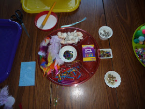 Designing Treasure Chest Craft Kit