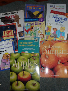 Childrens Books ~ Halloween and Fall