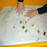 St Patrick Day Sensory Bin ~ Digging for Lucky Coins