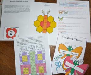 Lots Of Fun Butterfly Learning Ideas for Kids