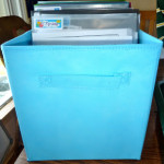 Homeschool Organization ~ Themed Storage With Free Printable Labels