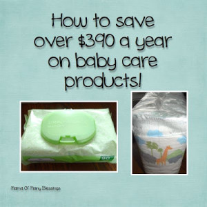 Simply Right Baby Care Products For Big Savings!