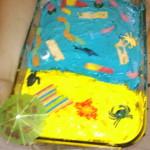 Ocean Week 3 ~ Beach Cake