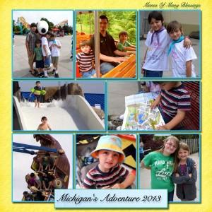 Field Trip Friday ~ Michigans Adventure