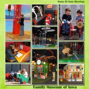 Iowa Vacation For Kids ~ Iowa Children's Museum