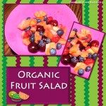 Organic Fruit Salad