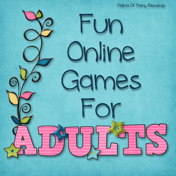 Fun Online Games For Adults 63
