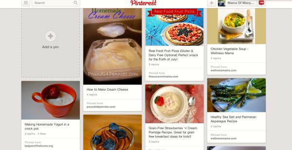 Organic-Recipes-Pinterest