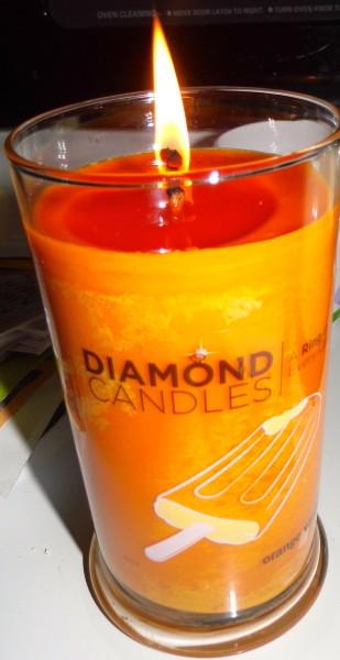 Diamond-Candles