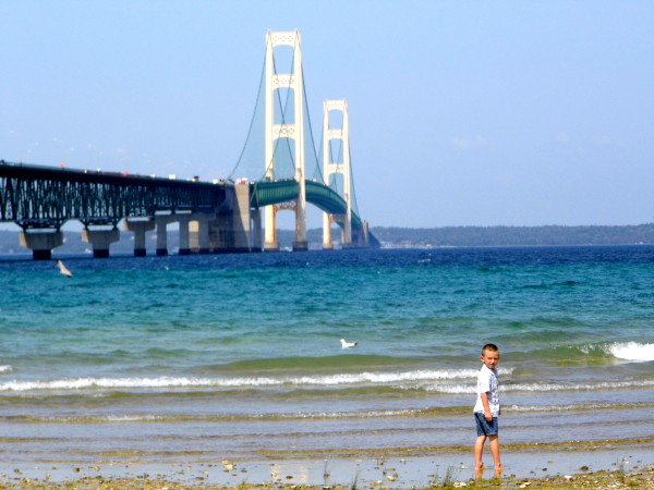 Mackinac-Bridge
