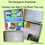 The Homegrown Preschooler ~ Schoolhouse Review Crew