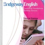 Bridgeway English ~ Schoolhouse Review Crew ~ #hsreview