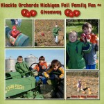 Klackle Michigan Apple Orchard ~ #Giveaway