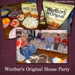 Werther's Original Caramel Popcorn House Party #WerthersCaramel