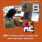 EEME ~ Electronics For Kids ~ Schoolhouse Crew Review~ #hsreview
