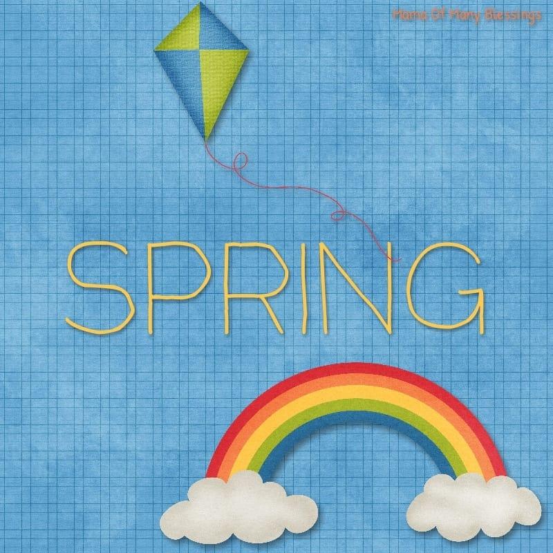 Spring Ideas
