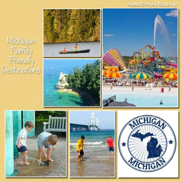 Michigan Family Friendly Destinations