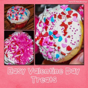 Simple Valentine Day Treats