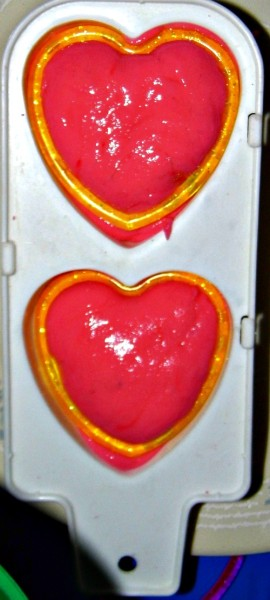 valentine day sensory