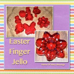 Jello Easter Ideas