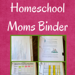 Homeschool Planning ~ The Homeschool Mom Binder