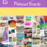 Top 15 Kids Sensory Ideas Pinterest Boards