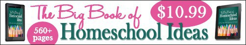 Order Your Copy Of The Big Book Of Homeschool Ideas