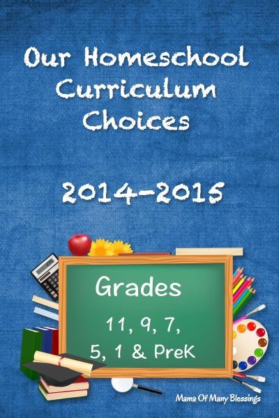 Homeschool-Curriculum