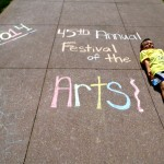 Largest Volunteer Art Festival ~ Festival Of The Arts