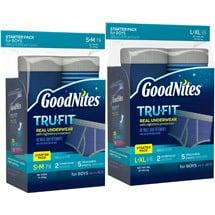 GoodNites* TRU-FIT*