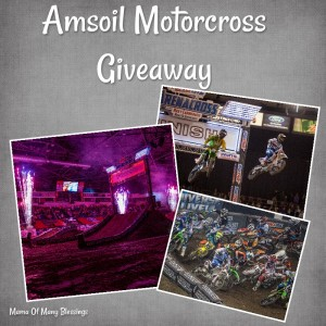 AMSOIL Arenacross Giveaway~Family 4 Pack