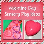 3 Valentine Day Sensory Bin Ideas