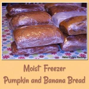 Moist Pumpkin Bread