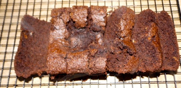 Delicious Chocolate Zucchini Bread